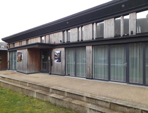 Grande Maladrerie de La Roche-Derrien. Capacité de 60 personnes assises