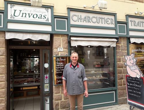 Boucher – Charcutier – Traiteur – Unvoas à La Roche-Derrien