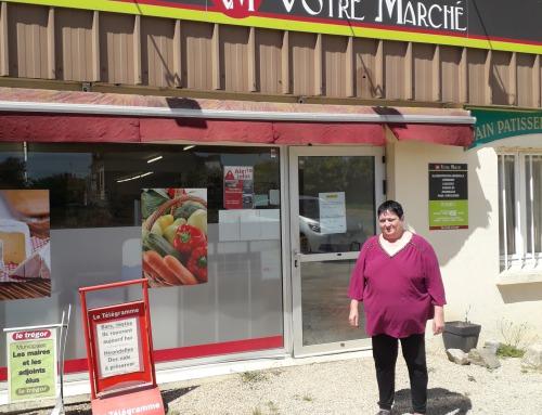 Supérette – Votre marché à Pommerit-Jaudy