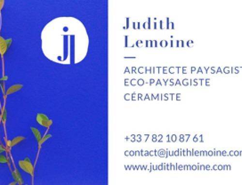 Judith Lemoine – Ecopaysagiste et paysagiste conceptrice