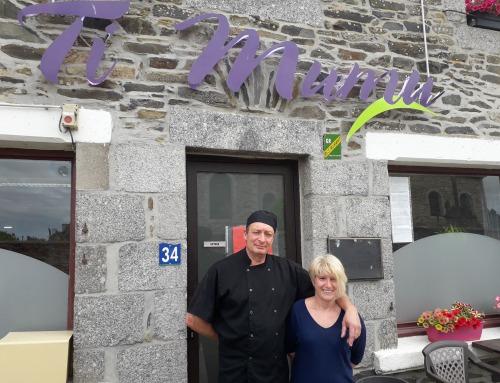 Restaurant – Ti Mumu à Pommerit-Jaudy