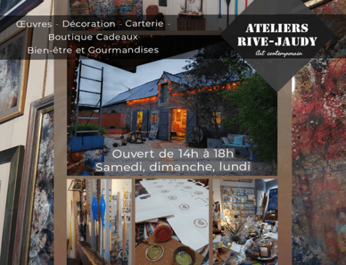 Ateliers Rives-Jaudy. Expositions et création